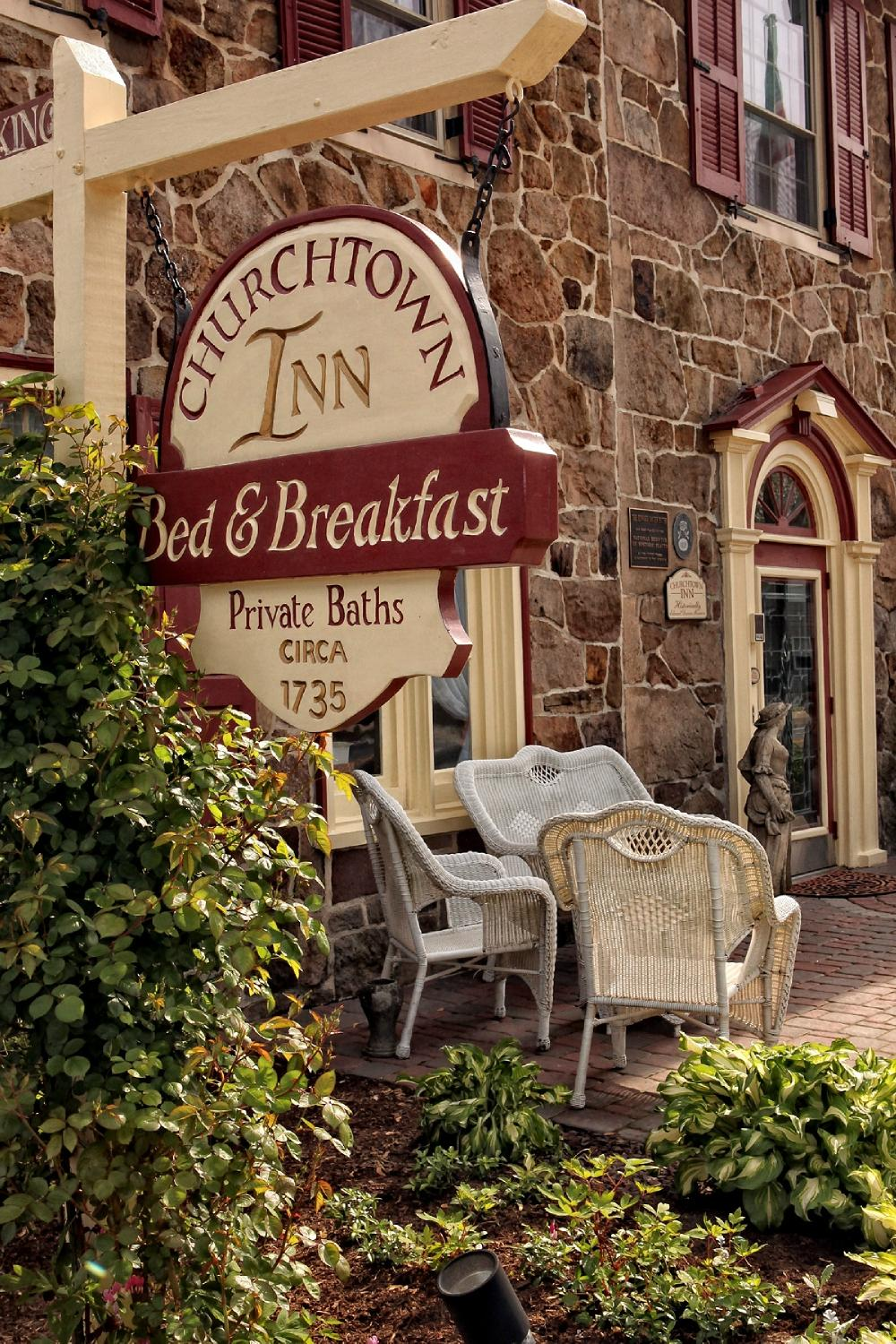 Churchtown Inn Bed and Breakfast