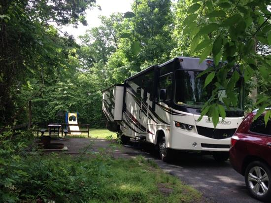Elk Neck State Park Campground