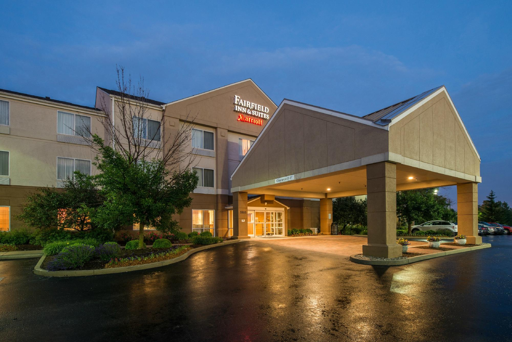 Fairfield Inn & Suites Indianapolis Northwest