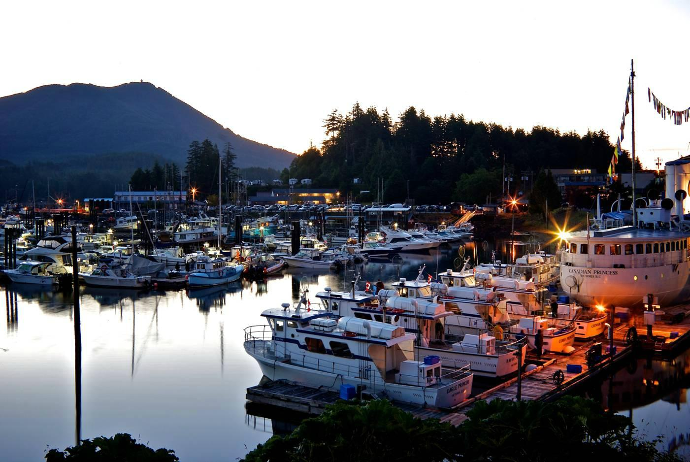 Canadian Princess Fishing Lodge & Marine Adventures