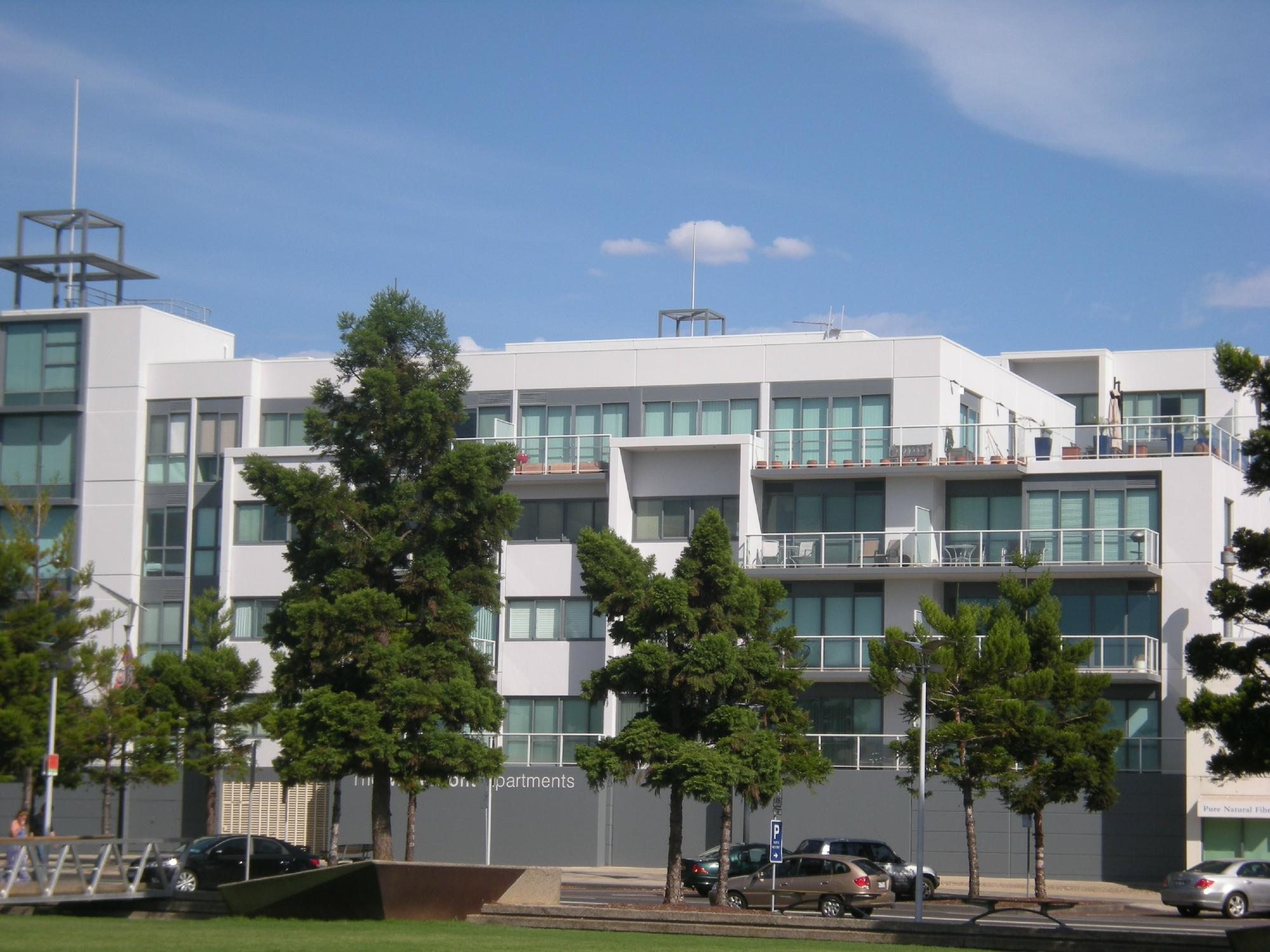 The Waterfront Apartments