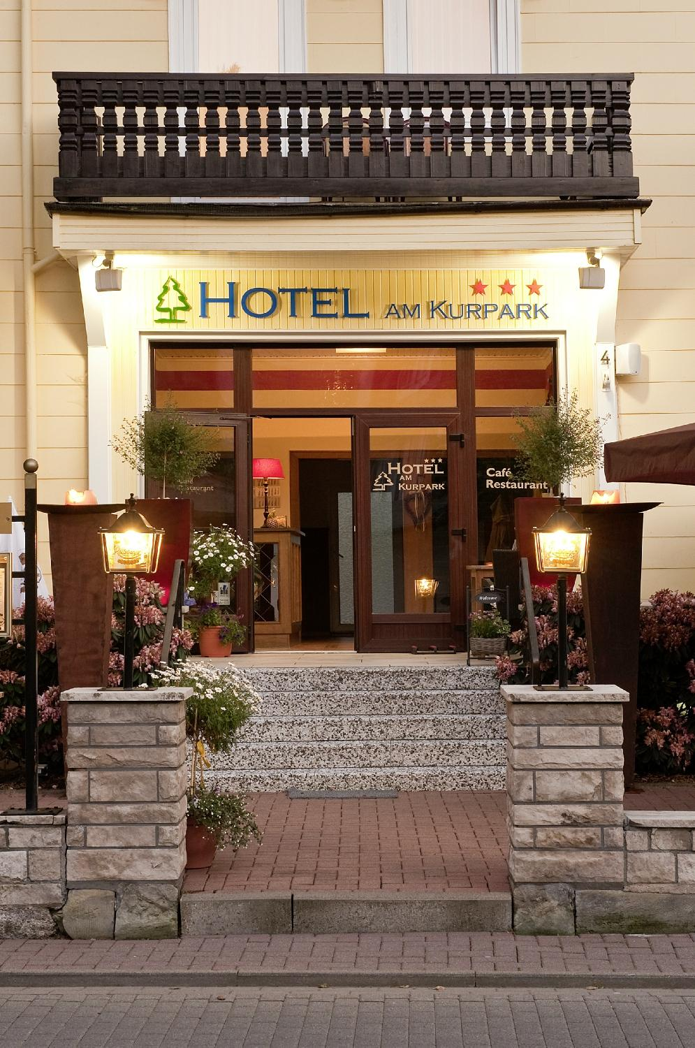 Hotel am Kurpark