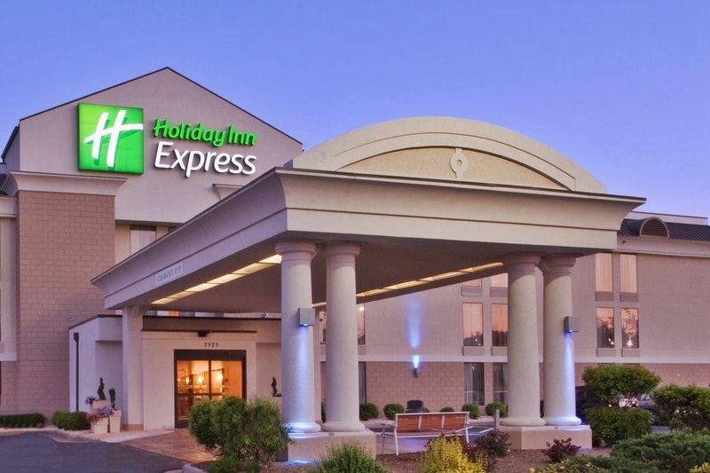 ‪Holiday Inn Express Danville‬