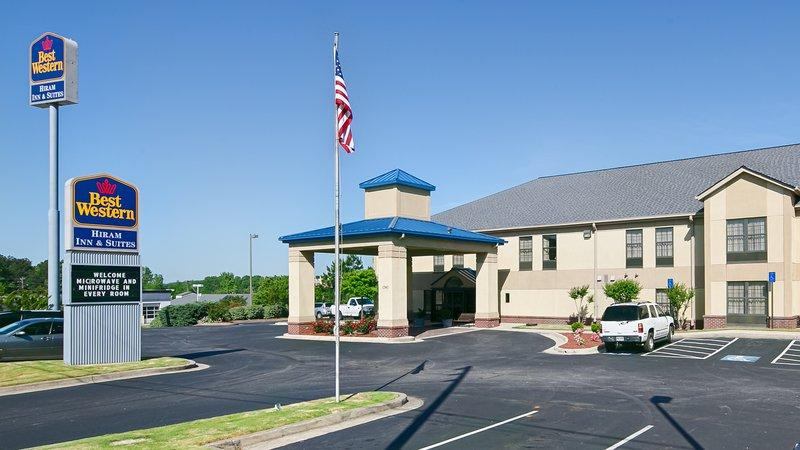BEST WESTERN Hiram Inn & Suites
