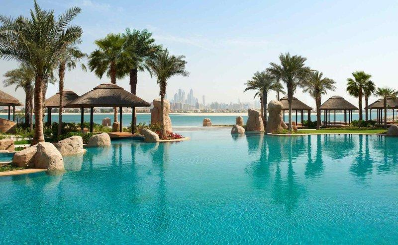Sofitel Dubai The Palm Resort &am