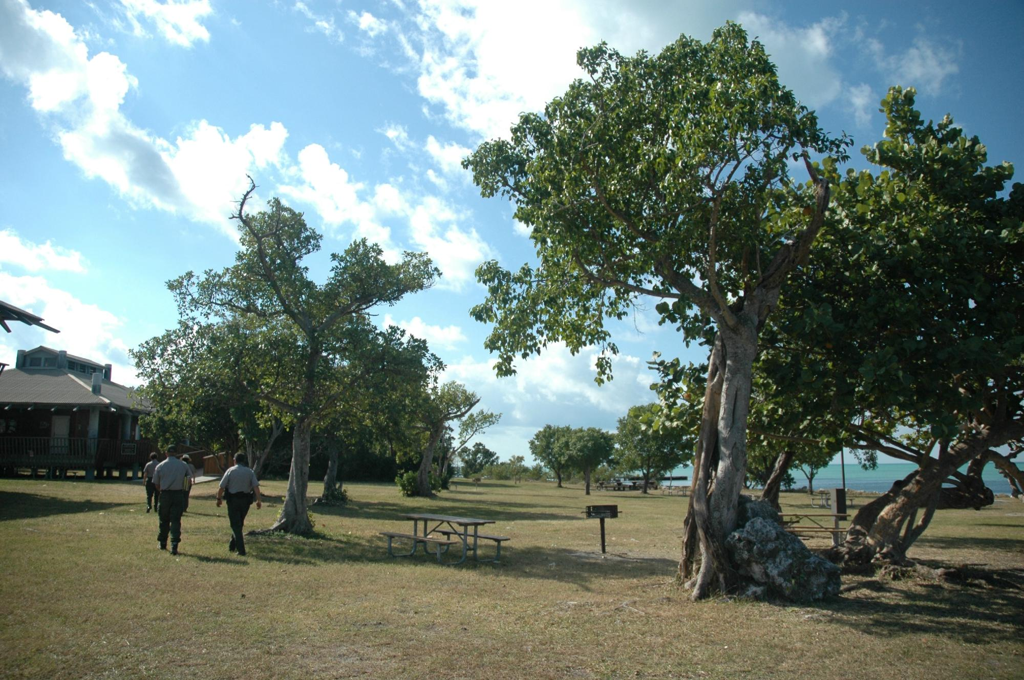 Elliott Key Campground