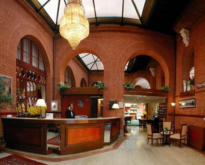 BEST WESTERN Grand Hotel Les Capitouls Toulouse