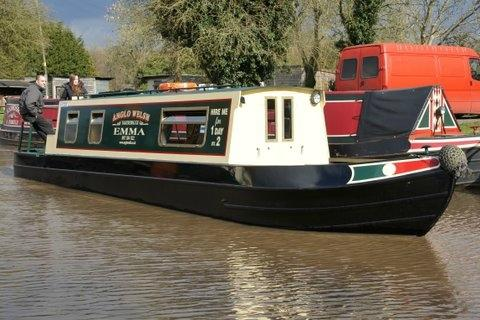Anglo Welsh Dayboat Hire