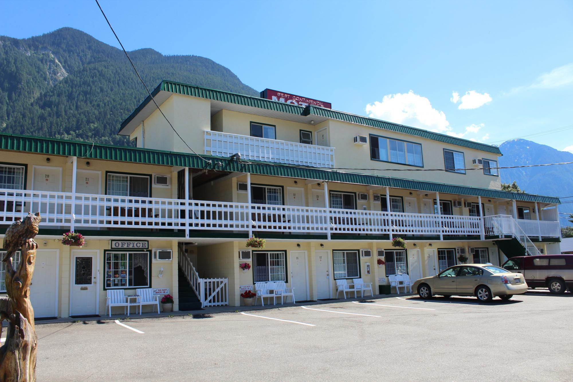 Best Continental Motel