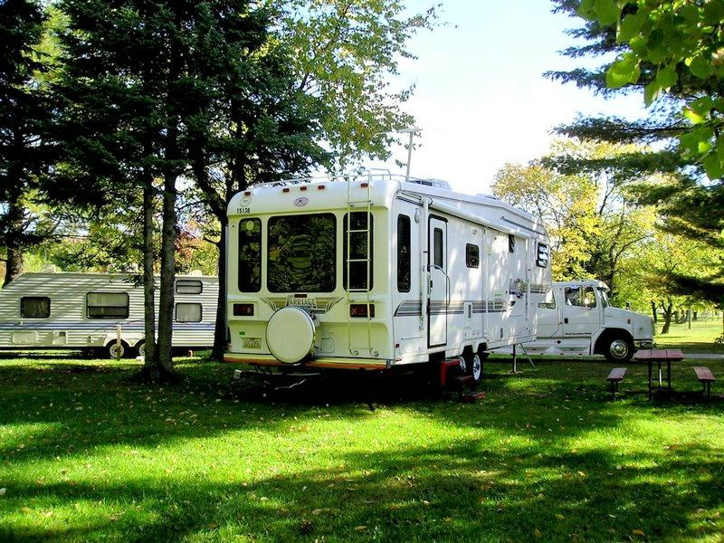 Kritter's Northcountry Campground & Cabins