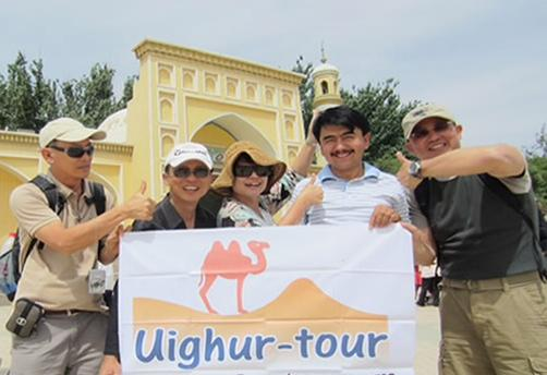 Kashgar Uighur Tours-Kashgar Private One-day Tour