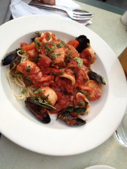 great food review of dupont italian kitchen washington