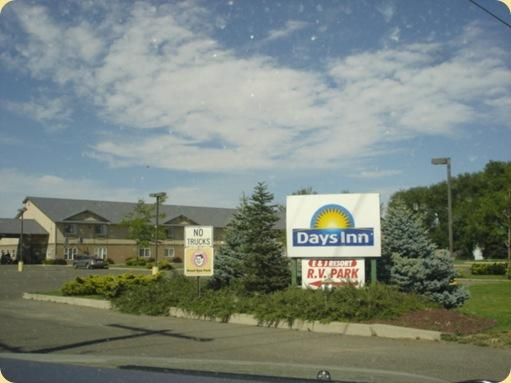 Days Inn & EJ RV Park