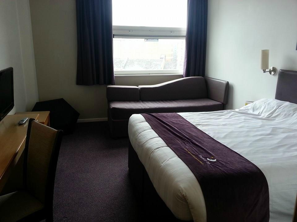 Premier Inn Manchester City Centre (Central Convention Complex)