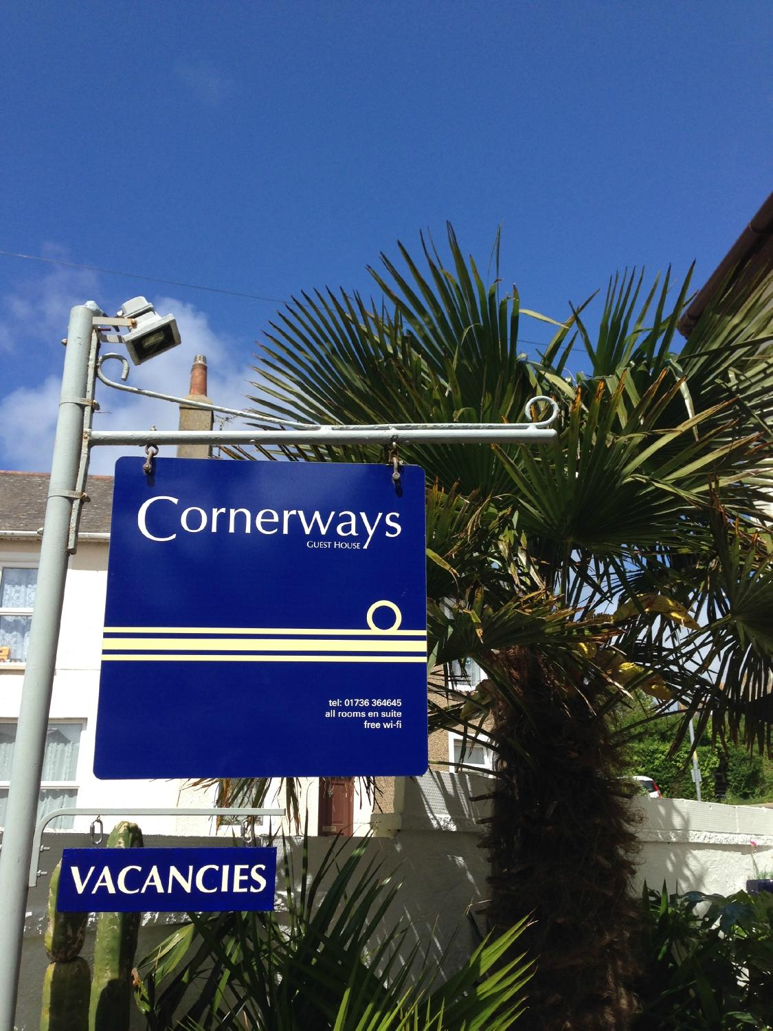 Cornerways Guest House