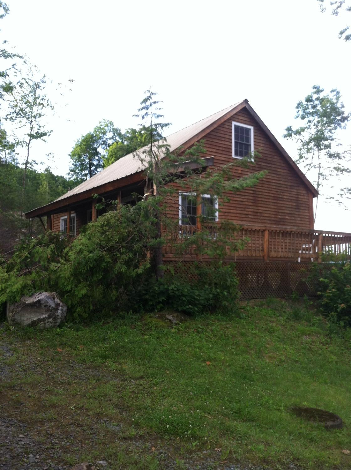 Harvey's Lake Cabins and Campground