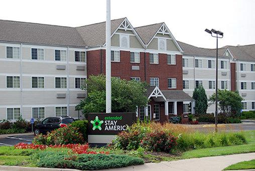 ‪Extended Stay America - Kansas City - Airport - Tiffany Springs‬