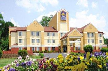 BEST WESTERN Plus Huntersville Inn & Suites Near Lake Norman