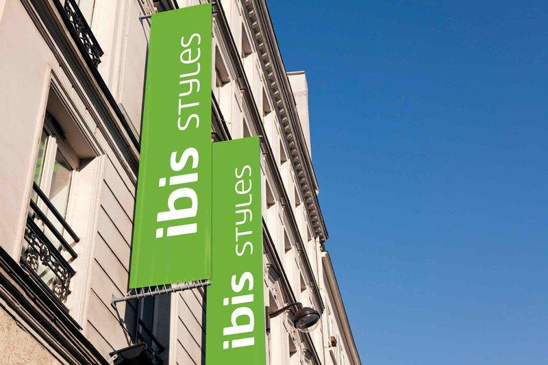 ‪Ibis Styles Paris Republique‬