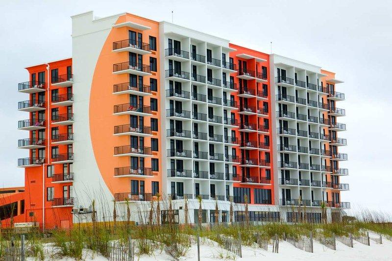 ‪Hampton Inn & Suites Orange Beach / Gulf Front‬