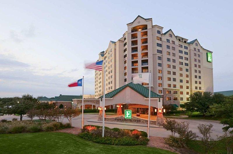Embassy Suites by Hilton Dallas - DFW Airport North Outdoor World
