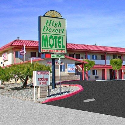 ‪High Desert Motel‬
