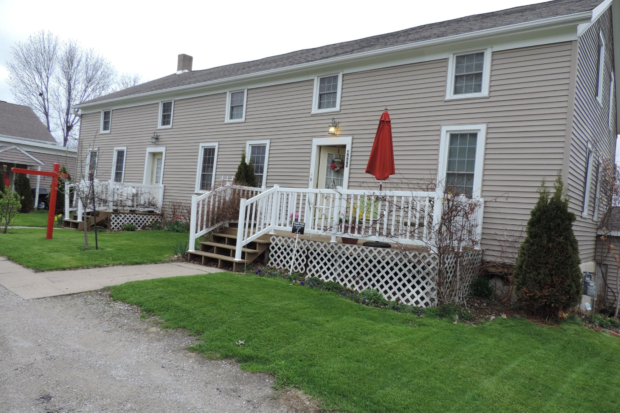 Prairie Rose Bed and Breakfast
