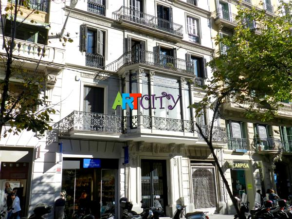 Art City Hostel BCN