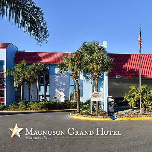 Magnuson Grand Hotel Maingate West
