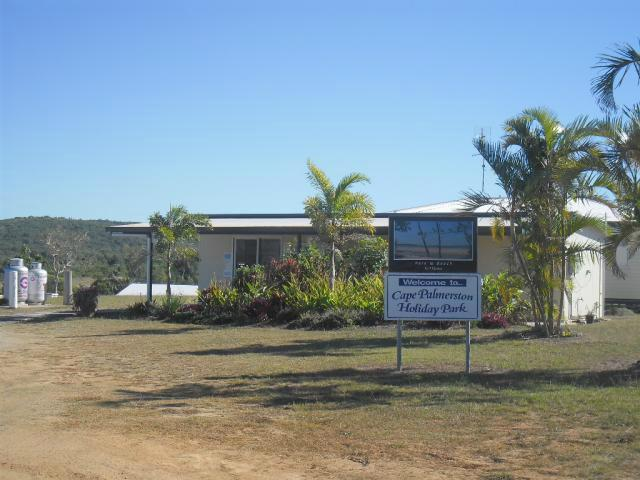 Cape Palmerston Holiday Park
