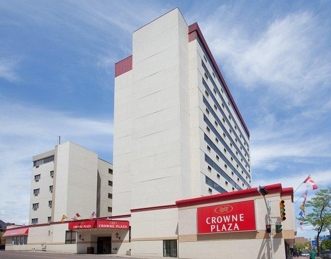 ‪Crowne Plaza Moncton Downtown‬
