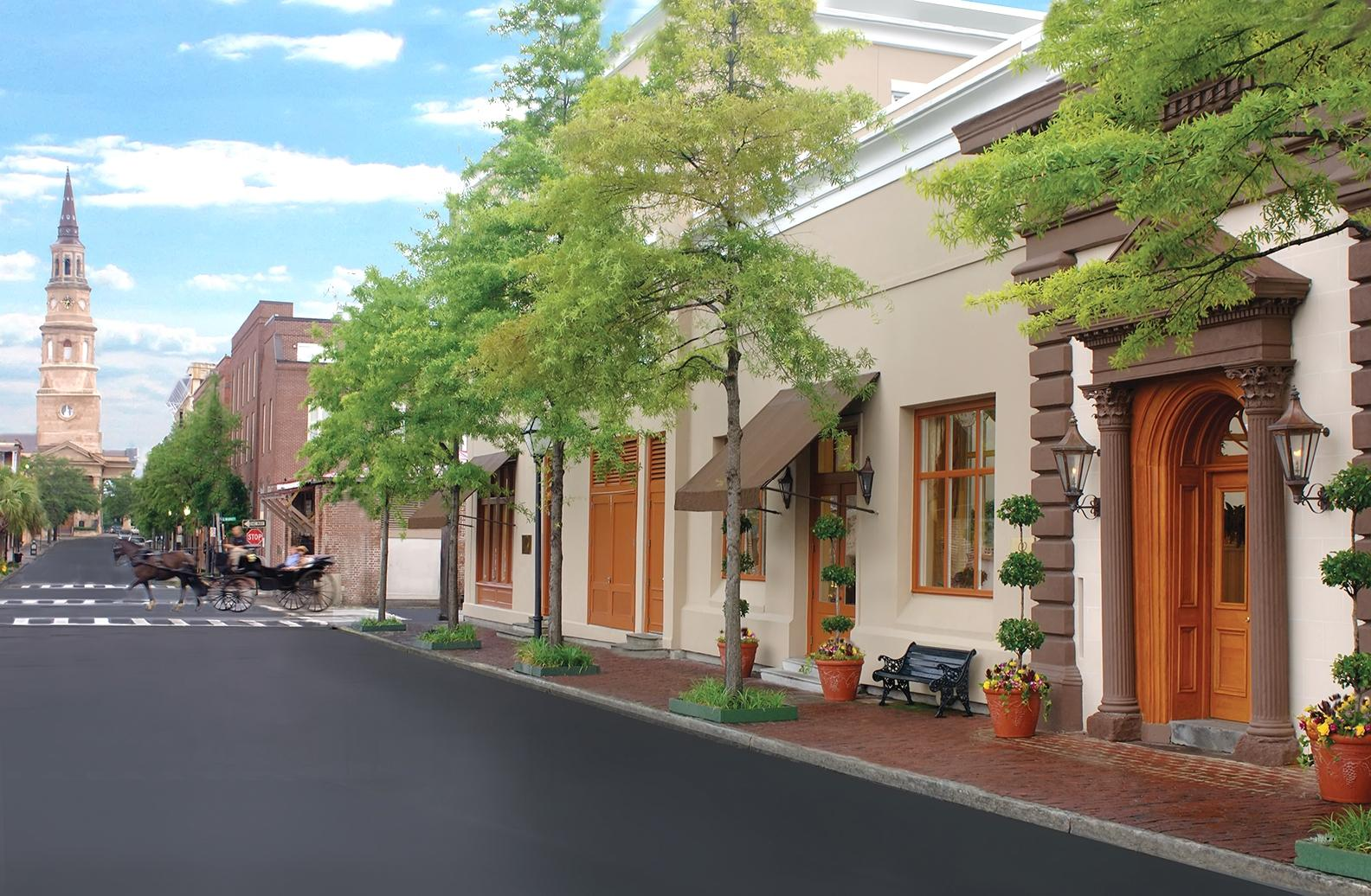 DoubleTree by Hilton Hotel and Suites Charleston - Historic District