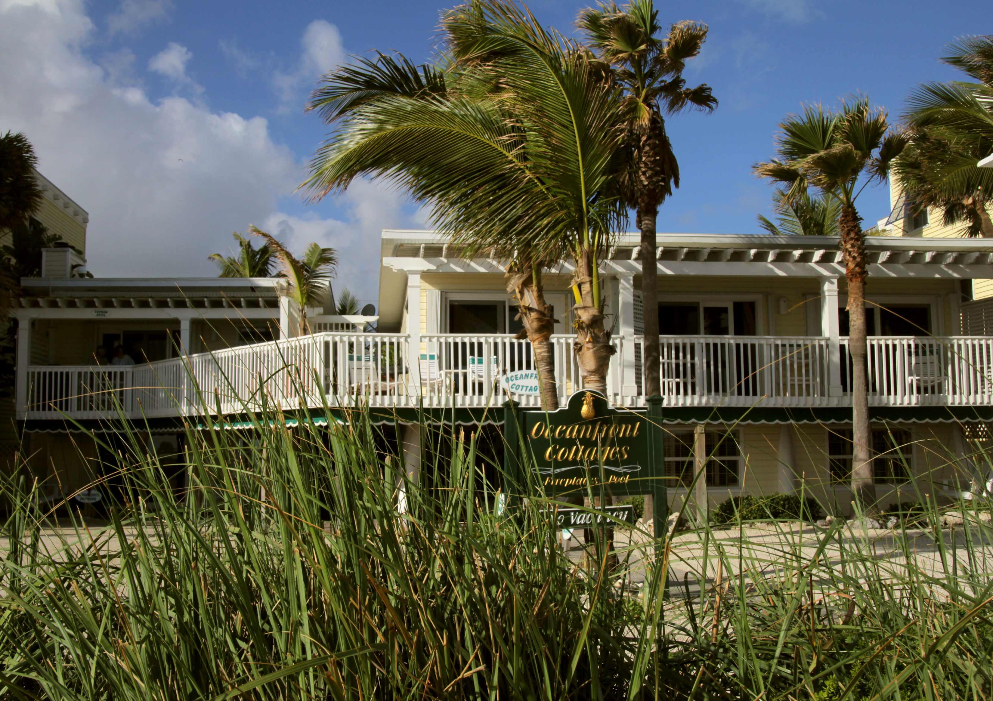 Oceanfront Cottages