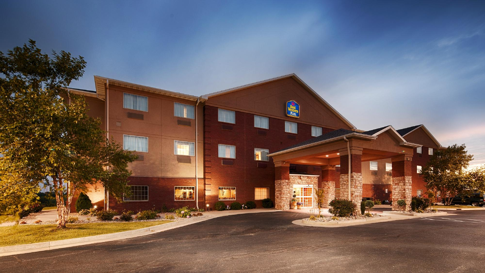 BEST WESTERN PLUS Capital Inn