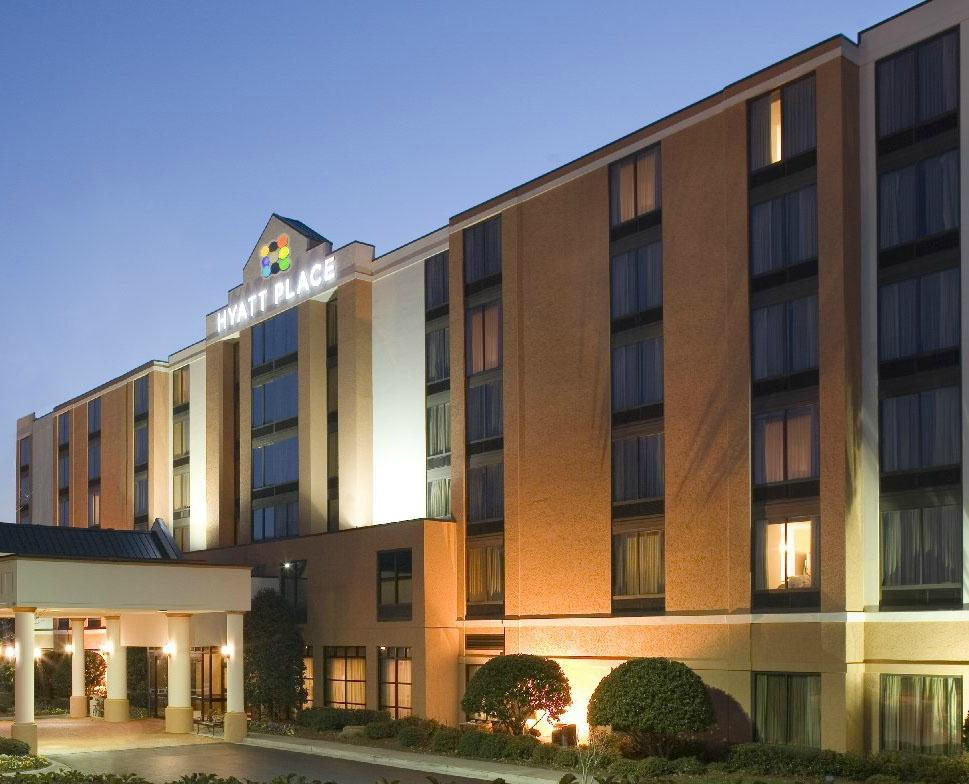 Hyatt Place Greenville