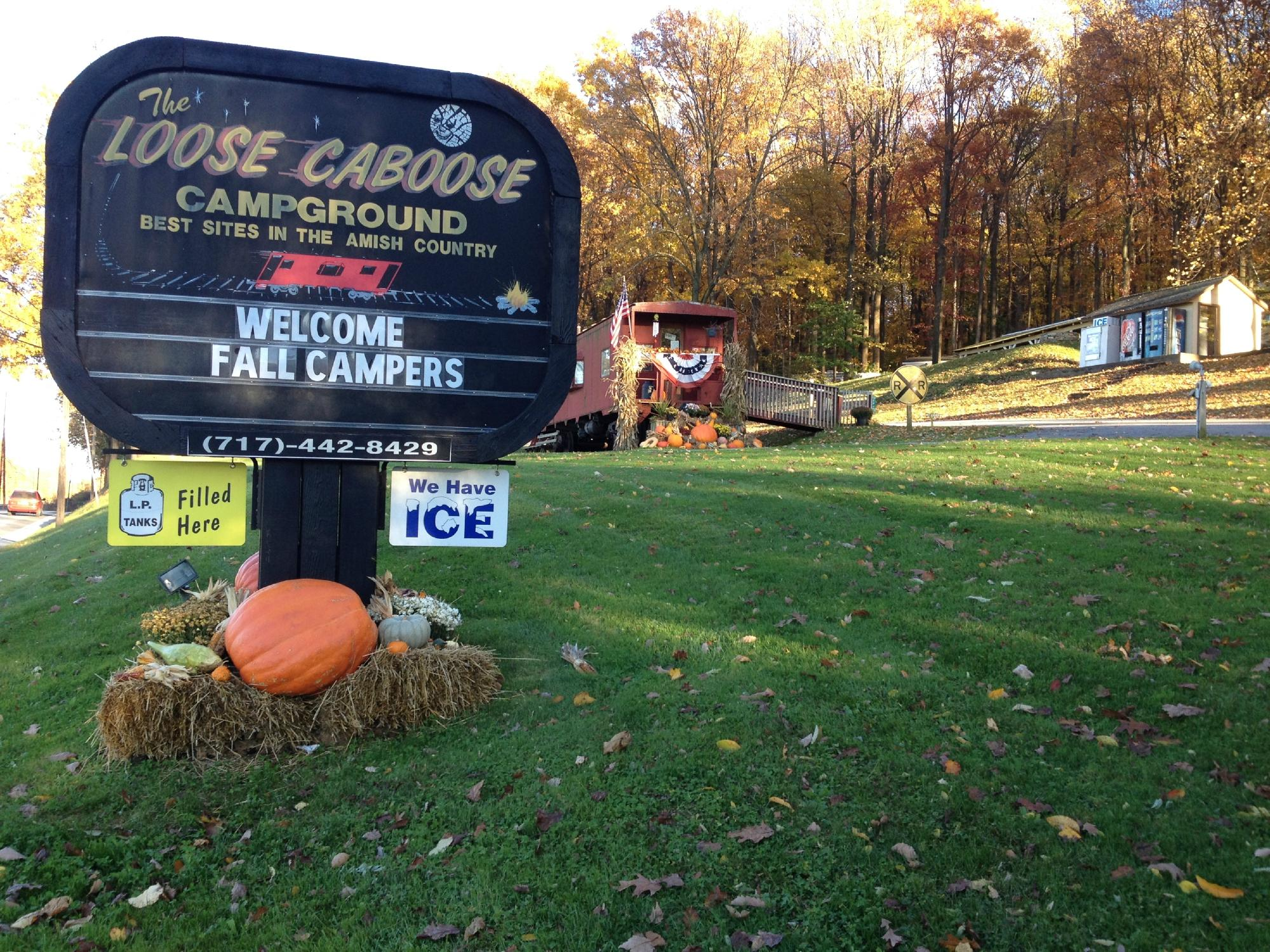 The Loose Caboose Campground