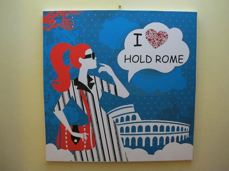 Hold Rome