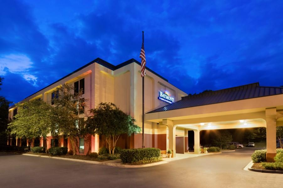 Baymont Inn and Suites Greenvill