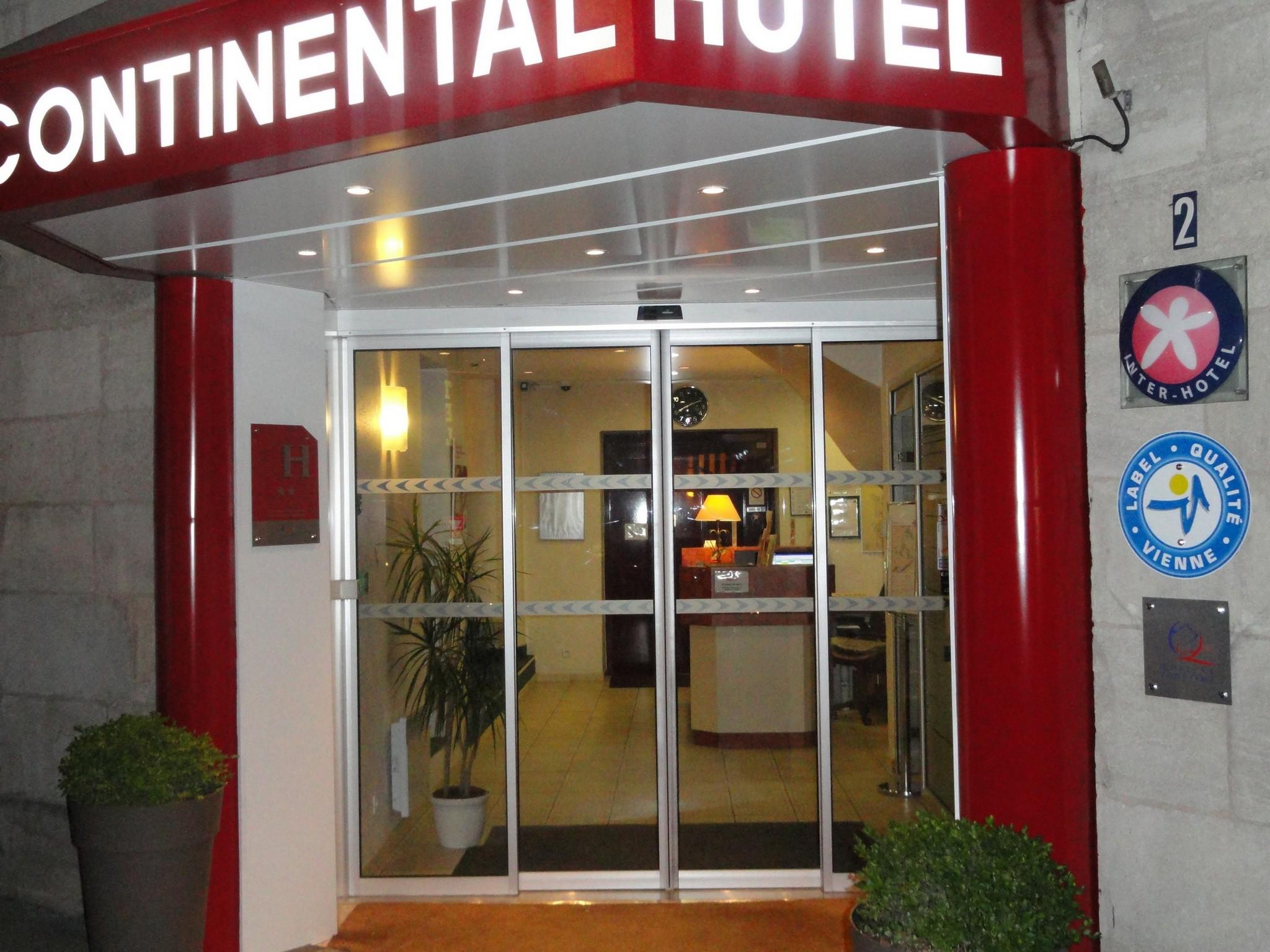 Inter-Hotel Continental Poitiers