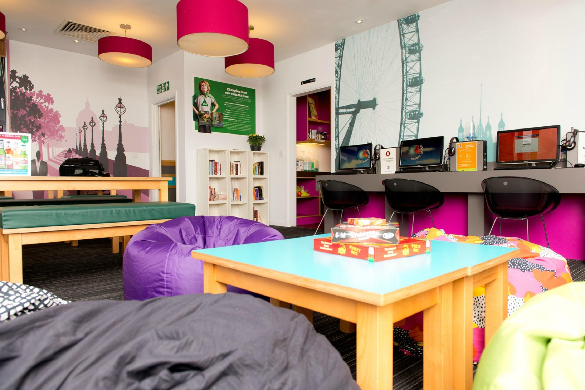 YHA London Oxford Street