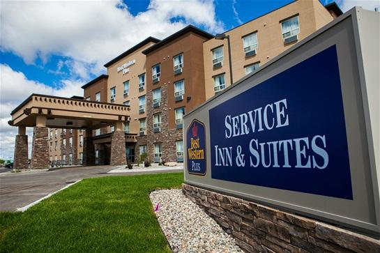 ‪BEST WESTERN PLUS Service Inn & Suites‬