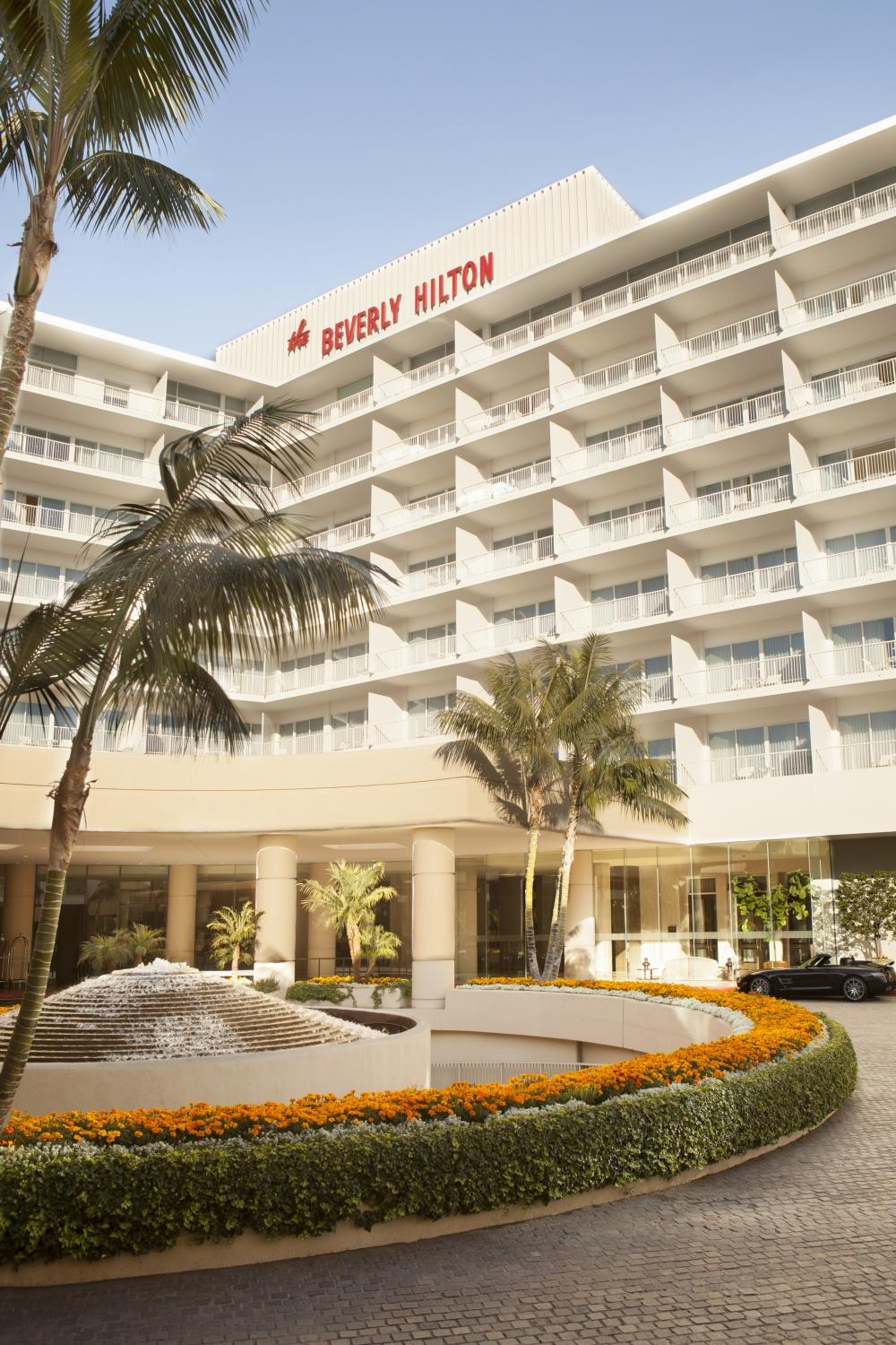 The Beverly Hilton