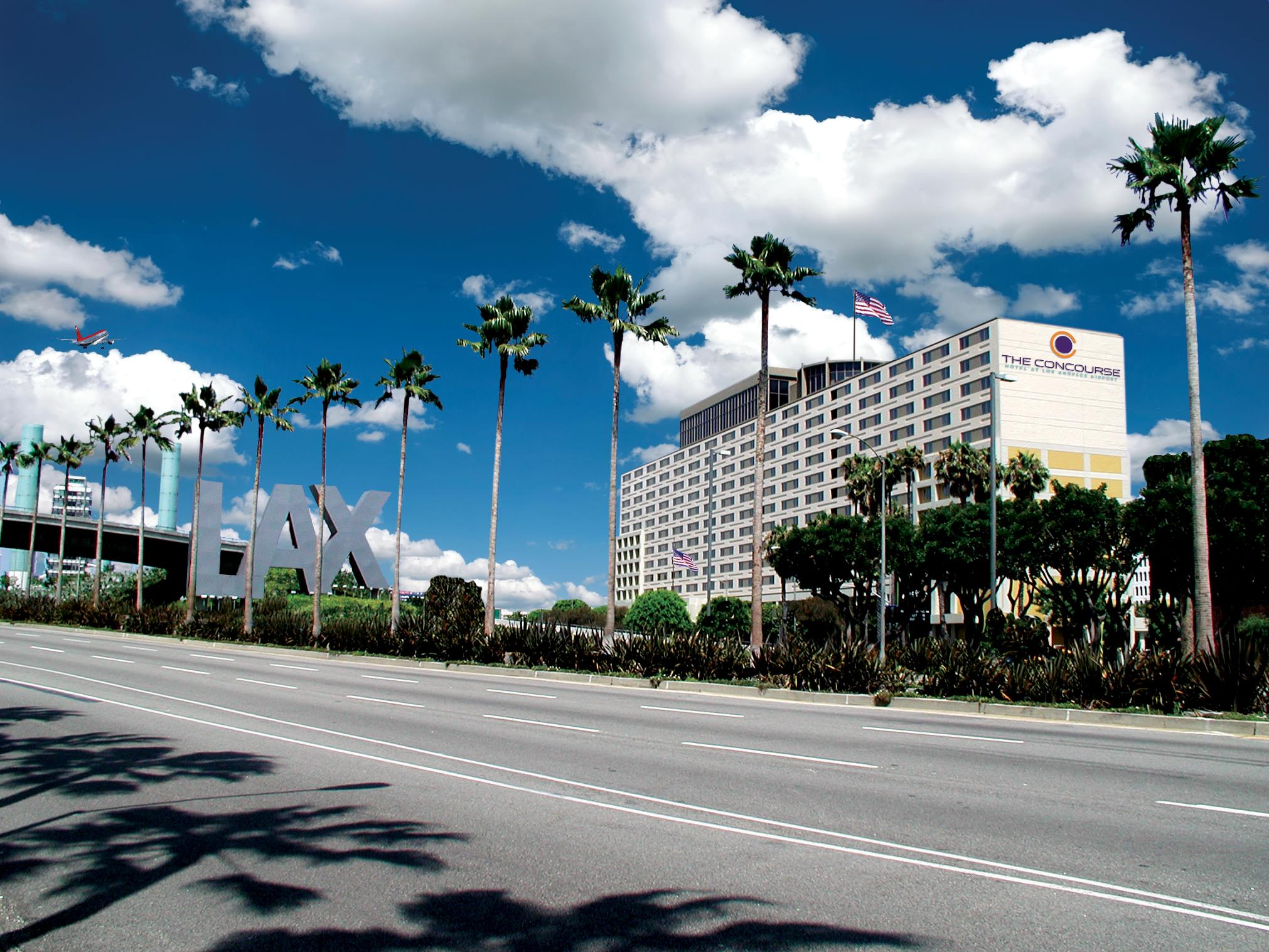 The Concourse Hotel at Los Angeles Airport - A Hyatt Affiliate