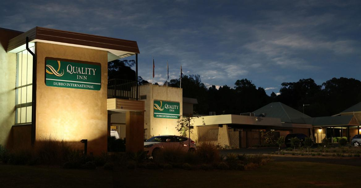 Quality Inn Dubbo International