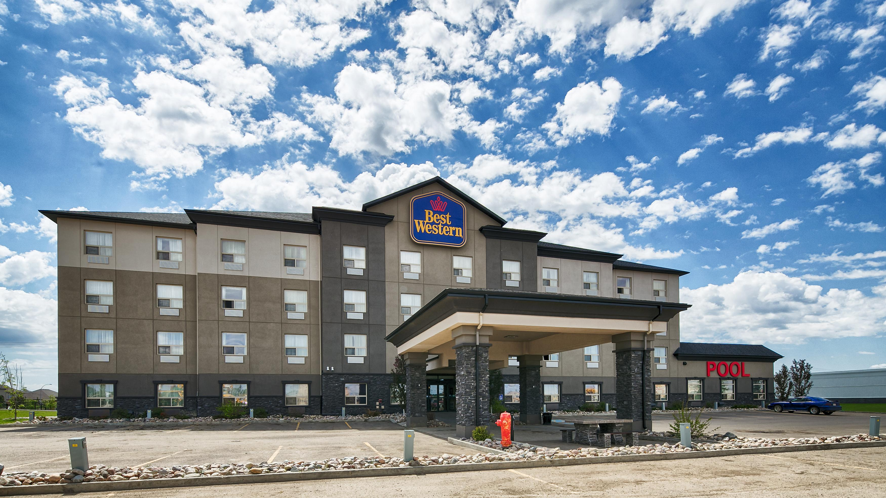 BEST WESTERN Wainwright Inn & Suites
