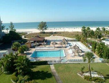 Howard Johnson Resort Hotel - St. Pete Beach FL