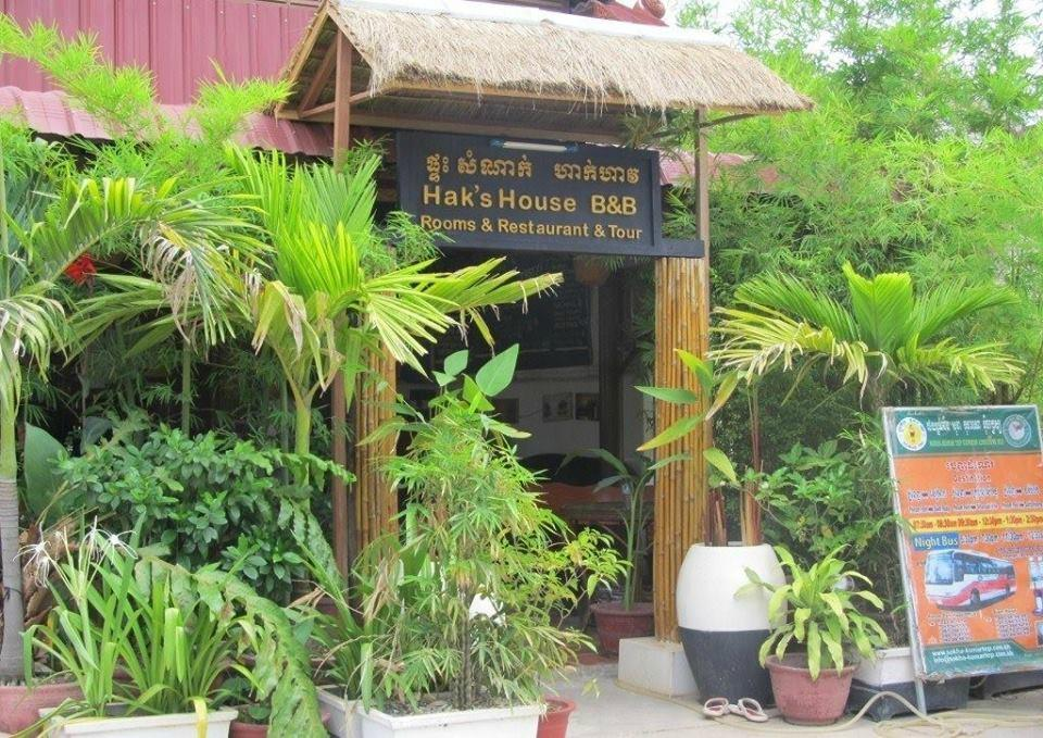 Hak's House Hostel- Siem Reap