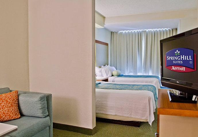 SpringHill Suites Charlotte Airport