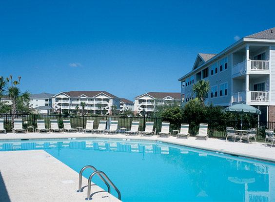 Myrtle Beach Barefoot Resort