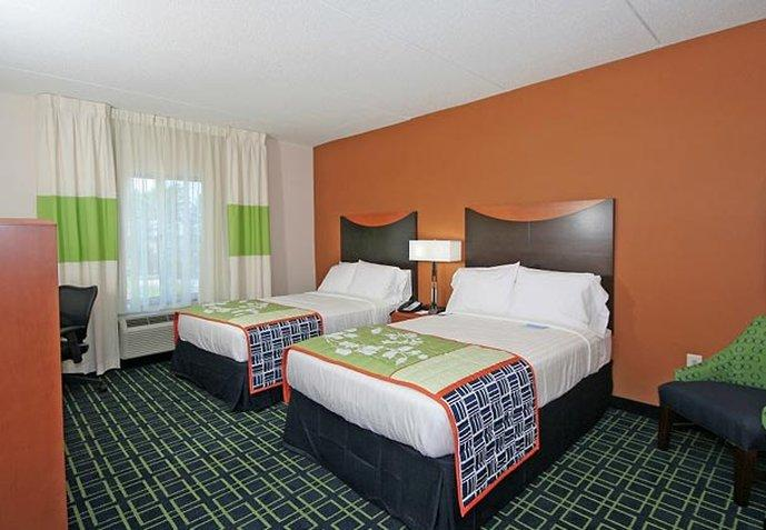 Fairfield Inn & Suites Raleigh-Durham Airport/Brier
